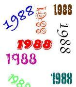 1988年生まれ