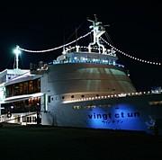 豪華客船で小旅行(≧ε≦)