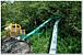 千里中央公園 ローラー滑り台
