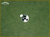 ゴルフにはまっている人歓迎