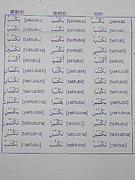 中央大学アラビア語ジャジーラ