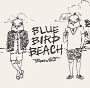 BLUE BIRD BEACH