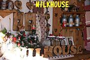 &aMILK HOUSE&a SHOP