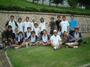 藤島高校硬式テニス部OB会