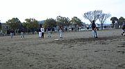 群馬県太田市 草野球リスキーズ