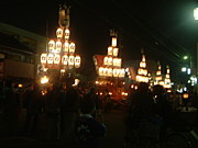 四日市の石取祭!!