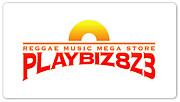 『PLAYBIZ823』 レゲエMixCD&DVD