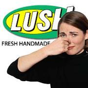 LUSH臭いよ。