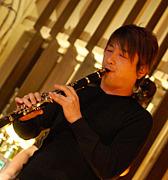 clarinet player 鈴木 孝紀