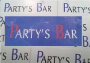 PARTY'S BAR