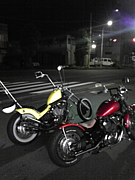 厚木アメリカンバイク乗りの会