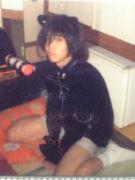 †≪黒猫コート☆を愛でる会≫†