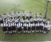 2006年卒明の星3-3眞理子クラス