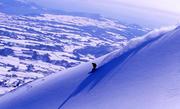 雪山(スノーボード)&温泉