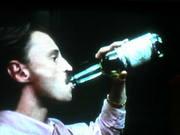 酒はラッパに決まってんだろう!