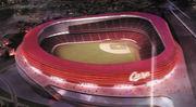 アラップの広島カープ新球場提案