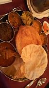 インドカレーを気ままに食す。
