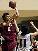 三田市バスケットボール大会2