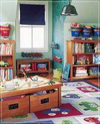アメリカのかわいい子供部屋