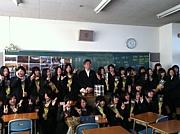 文大長野3年1組栄吉組\(^O^)/