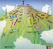 2012年に富士山を登る会
