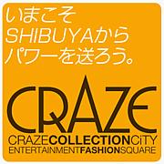 渋谷系最大通販サイト【CRAZE】