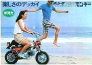 monkey trip   Z50A ・Z・ZK1