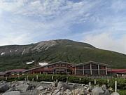 中央アルプス・御嶽山・白山