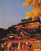 富岡八幡宮−江戸最大の八幡様−