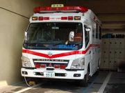 救急救命士の待機室