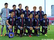 サッカー観戦 on  TV@梅田'sBAR
