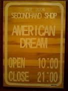 AMERICAN DREAM [古着]