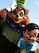 パークで遊ぼ♪ピノキオ一家