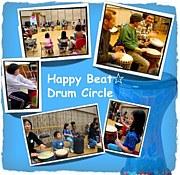 Happy Beat☆ ドラムサークル