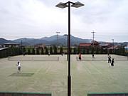 みんなでソフトテニス!!下関