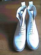 足の健康を考えて、靴作り