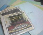 Chuo Univ. Symphonic Band @'97