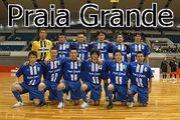 Praia Grande -Brasil Futsal-