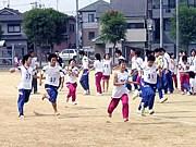2003年度卒業 桜商の集い