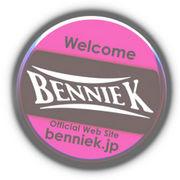 BENNIE Kが好きなんです♡