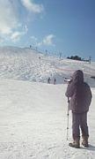 アップ神鍋 万場スキー場