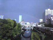 江戸に虹が架かる【神田祭2005】