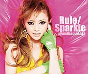 浜崎 あゆみ Rule/Sparkle