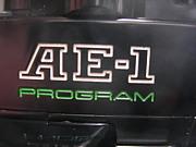 キャノン AE-1