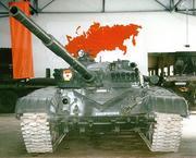 神戦車T-72