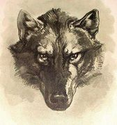 シートン&オオカミ王ロボの会