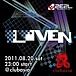 LIVEN 8/20(土)@clubasia