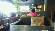 結構一人でお茶してます。長崎。