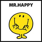 MR.HAPPY ハッピーくん