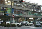 名鉄東岡崎駅使ってます。